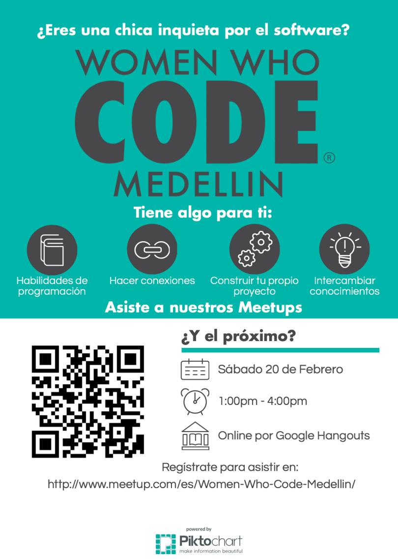 women-who-code-medellin-febrero